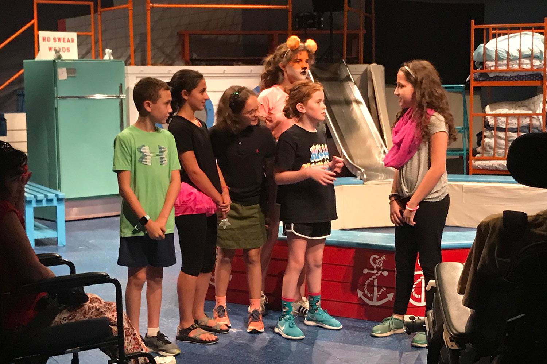 STOCK Summer Camp | Olney Theatre Center