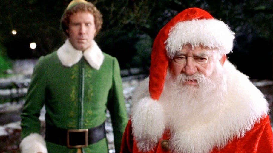 Elf and Santa in Elf the Movie (2003)