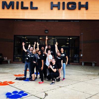 Watkins Mill High School