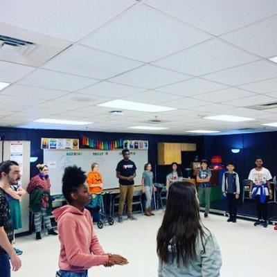 Workshop for students