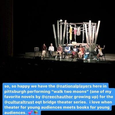Social media reflections about the Tour 71 talkbacks