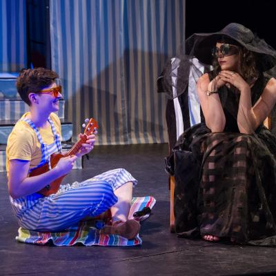 Twelfth Night Production Photo