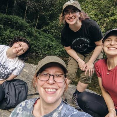PC: Chelsea Dean - Hiking around Olney