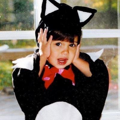 Jenna Duncan as a Cat