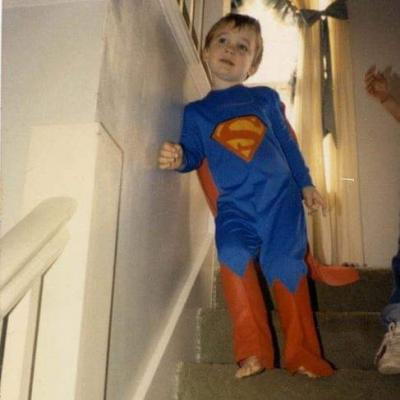 Seth Gilbert as Superman