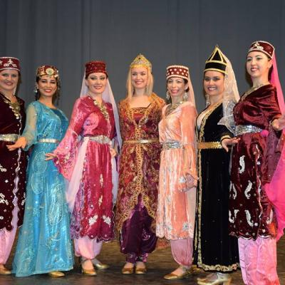 Turkish Dancers 2