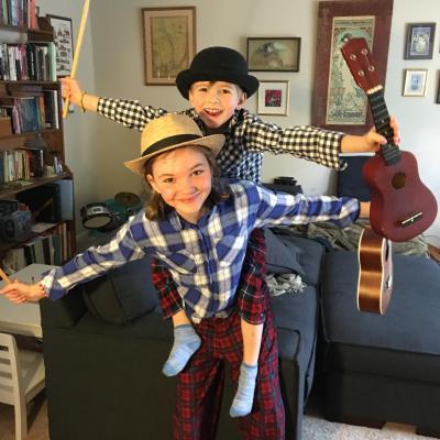 Elliot and Gwendolyn