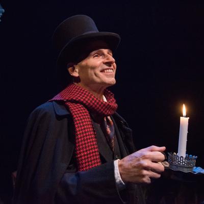 Paul Morella in A Christmas Carol