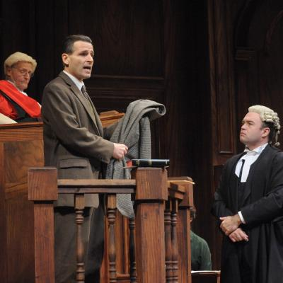 Witness for the Prosecution - 2011