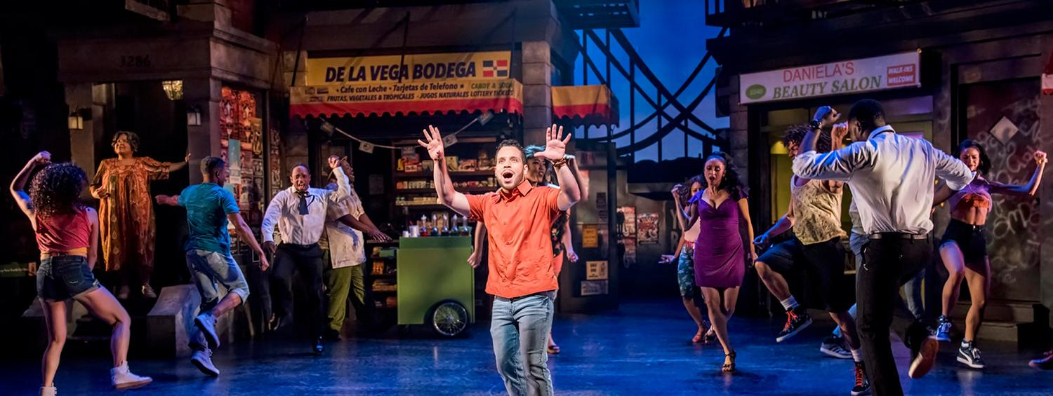 In The Heights Production Photo
