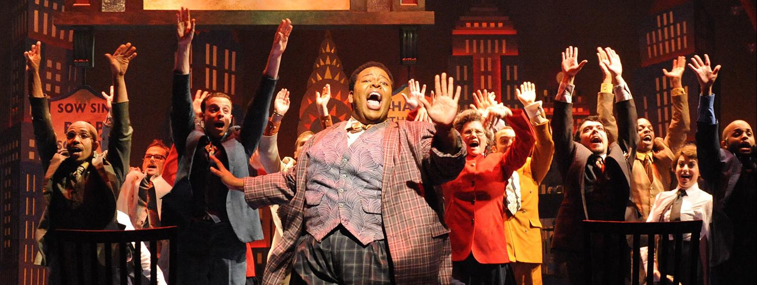 Guys and Dolls Production Photo