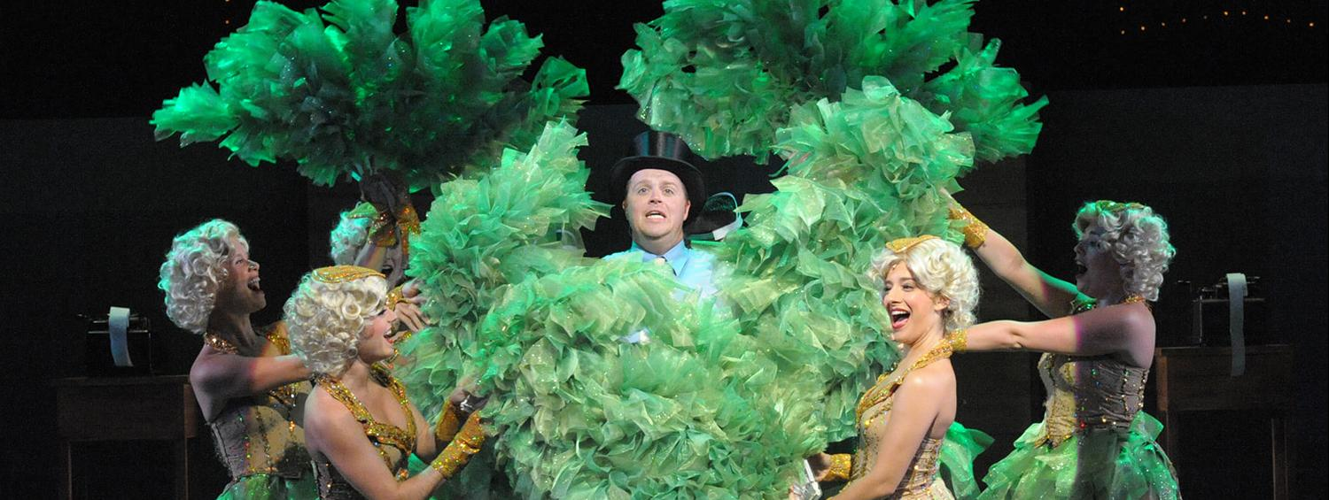 The Producers Production Photo