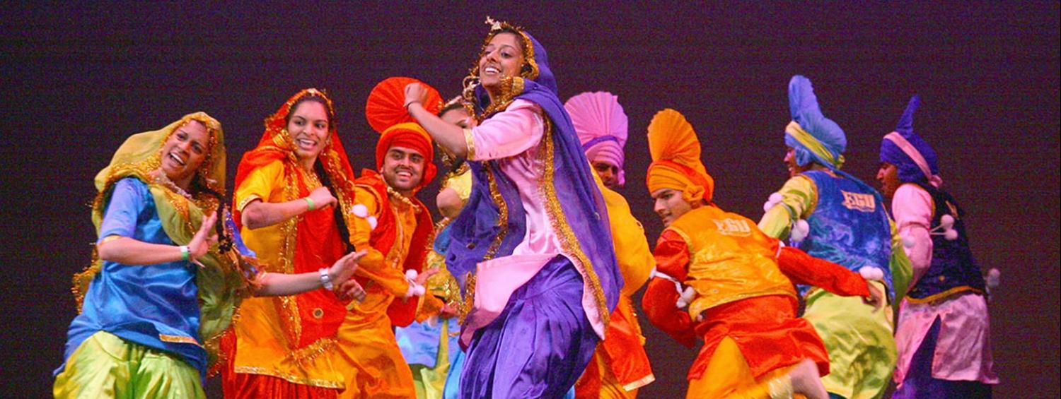 Visit India Thru Folk Dance Image