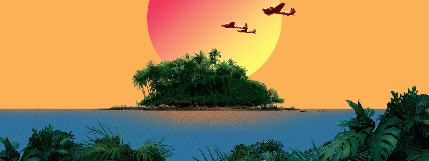 South Pacific Banner Image