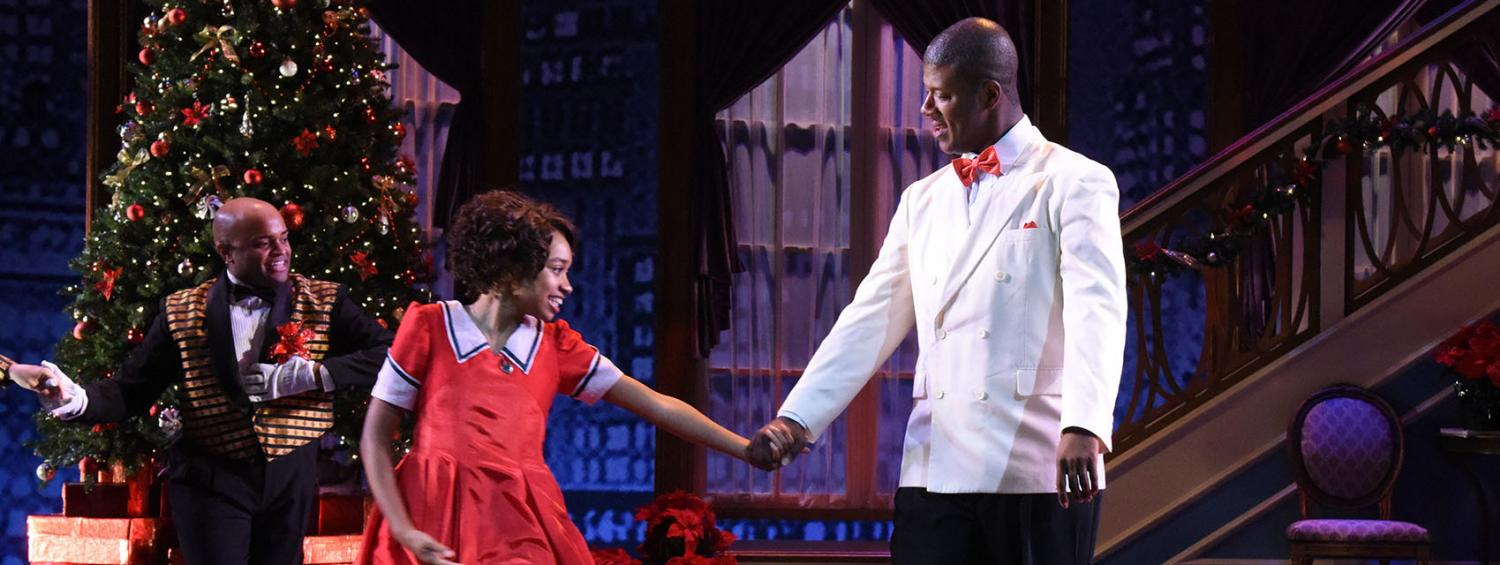 Production Photo from Annie