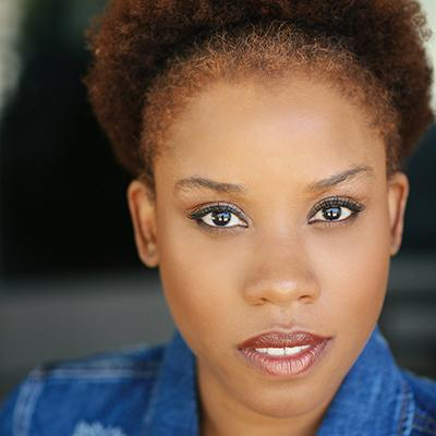 Eleasha Gamble Headshot