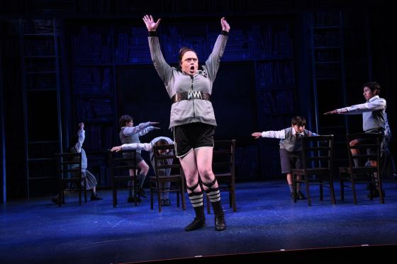 Production Photo from Matilda the Musical