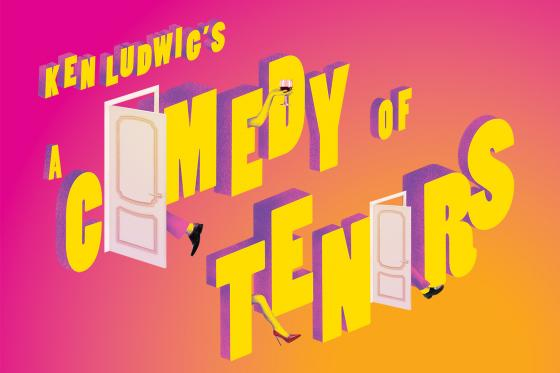 Comedy of Tenors Banner Image