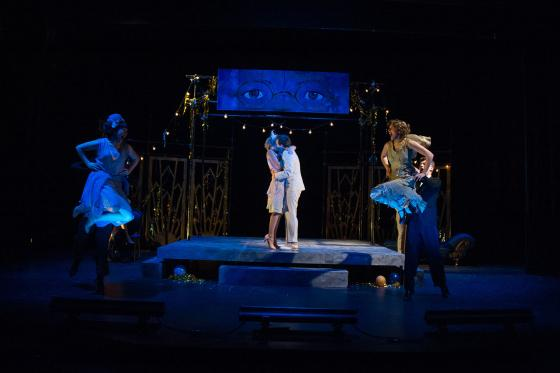 The Great Gatsby Production Photo