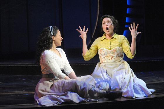 Carousel Production Photos