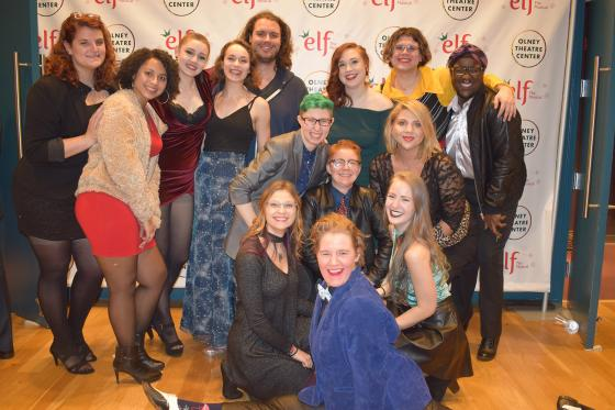 Apprentices at Olney Theatre Center