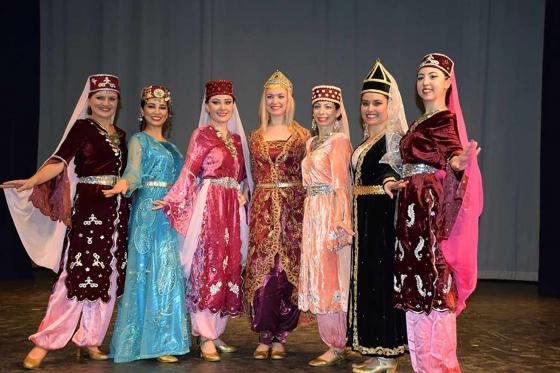 Turkish Dancers _ Global Celebration of Dance