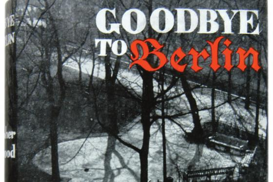 Goodbye to Berlin cover