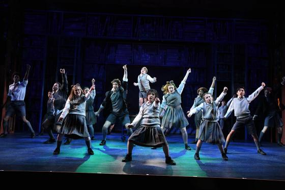 Production Photo from Matilda
