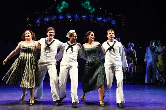 Production Photo from On the Town